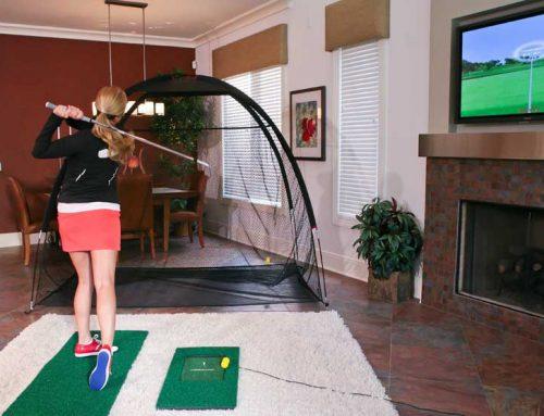Je eigen golfbaan in huis