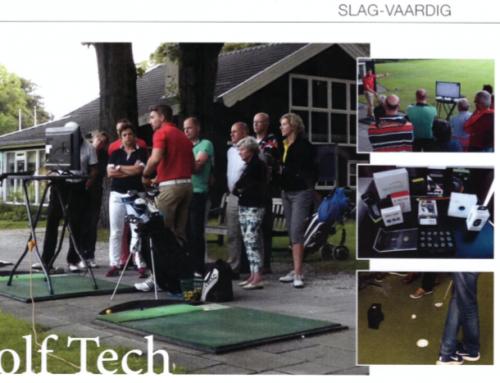 Golf Tech thema-avond Golfclub De Haar